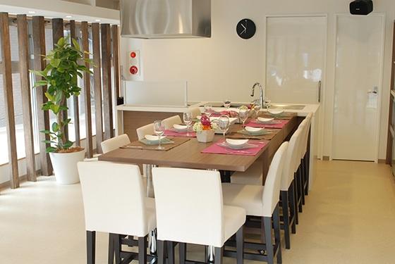 キッチン・レンタルスペース利用イメージ